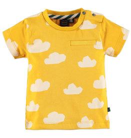 Babyface Baby Boys t-shirt sh.sl. CORN