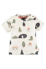 Babyface Baby Boys t-shirt sh.sl. OFF WHITE