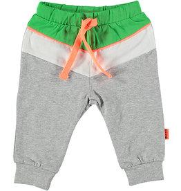 B.E.S.S. Pants Colorblock, Green