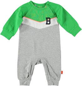 B.E.S.S. Suit Colorblock, Green