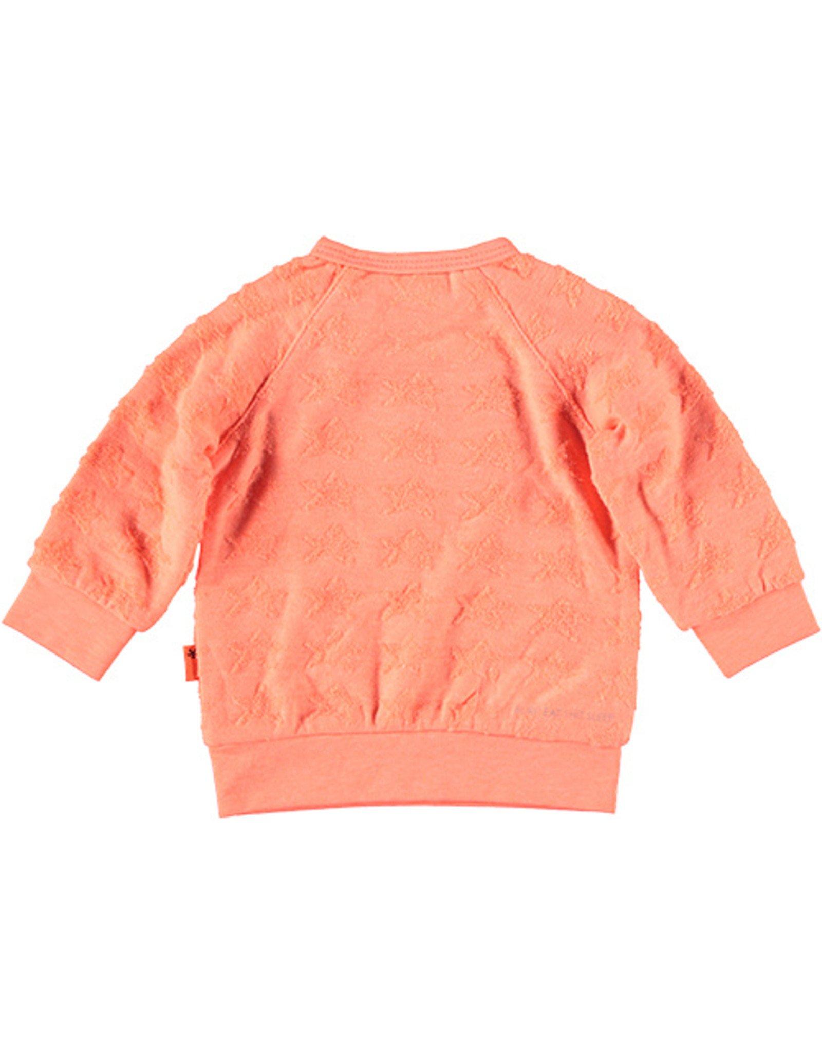 B.E.S.S. Sweater Stars Little Dreamer, Coral