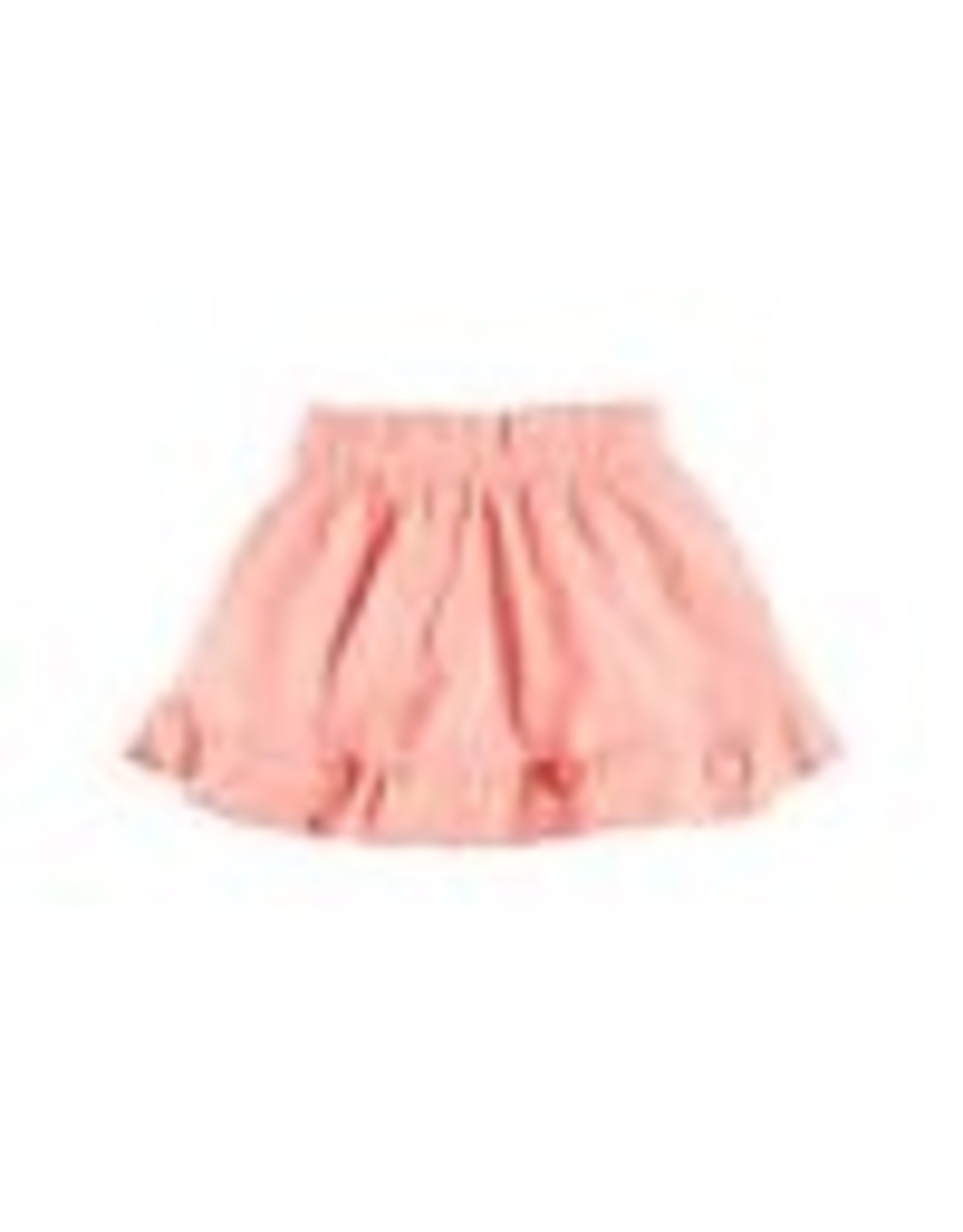 Babyface Girls skirt PEACH PINK