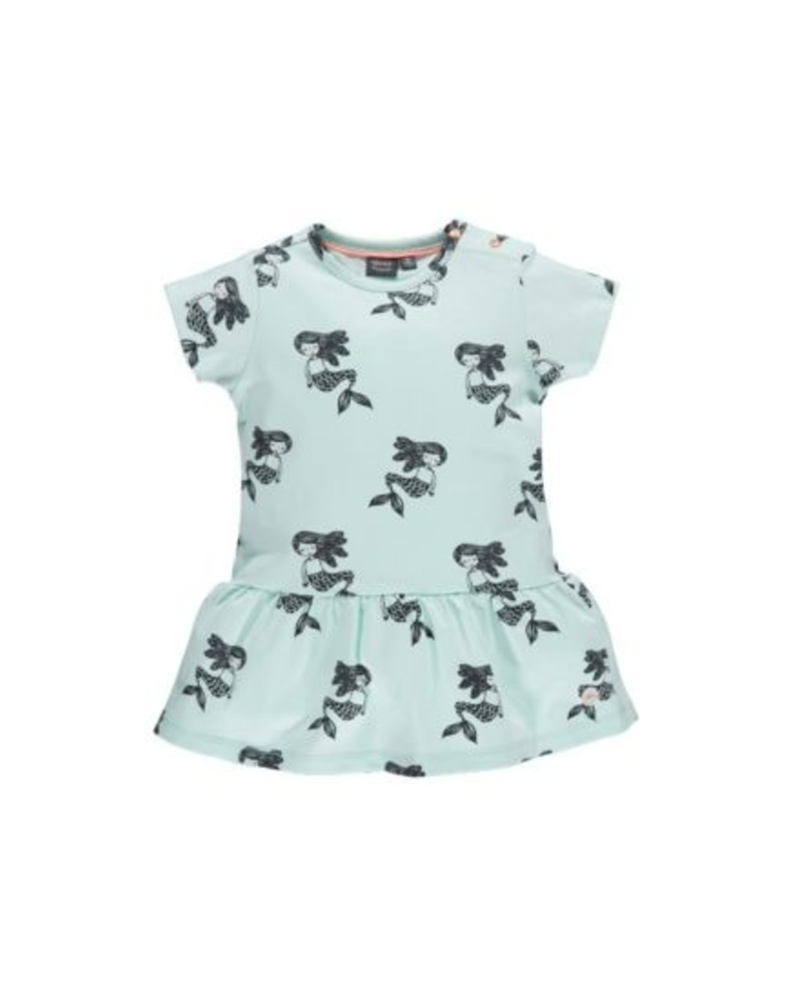 Babyface Girls dress SOFT MINT