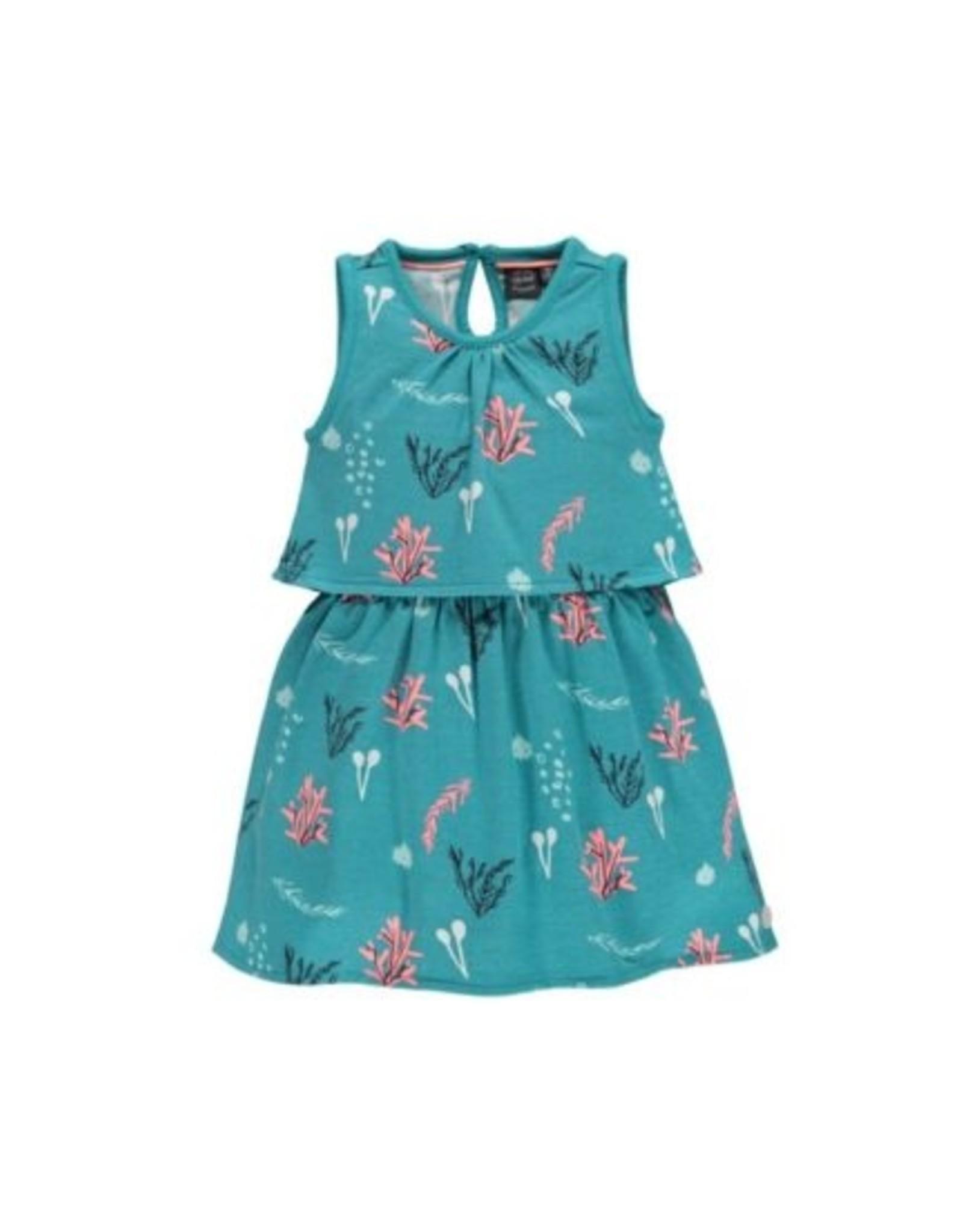 Babyface Girls dress SEA GREEN