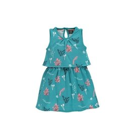 Babyface Girls dress SEA GREEN