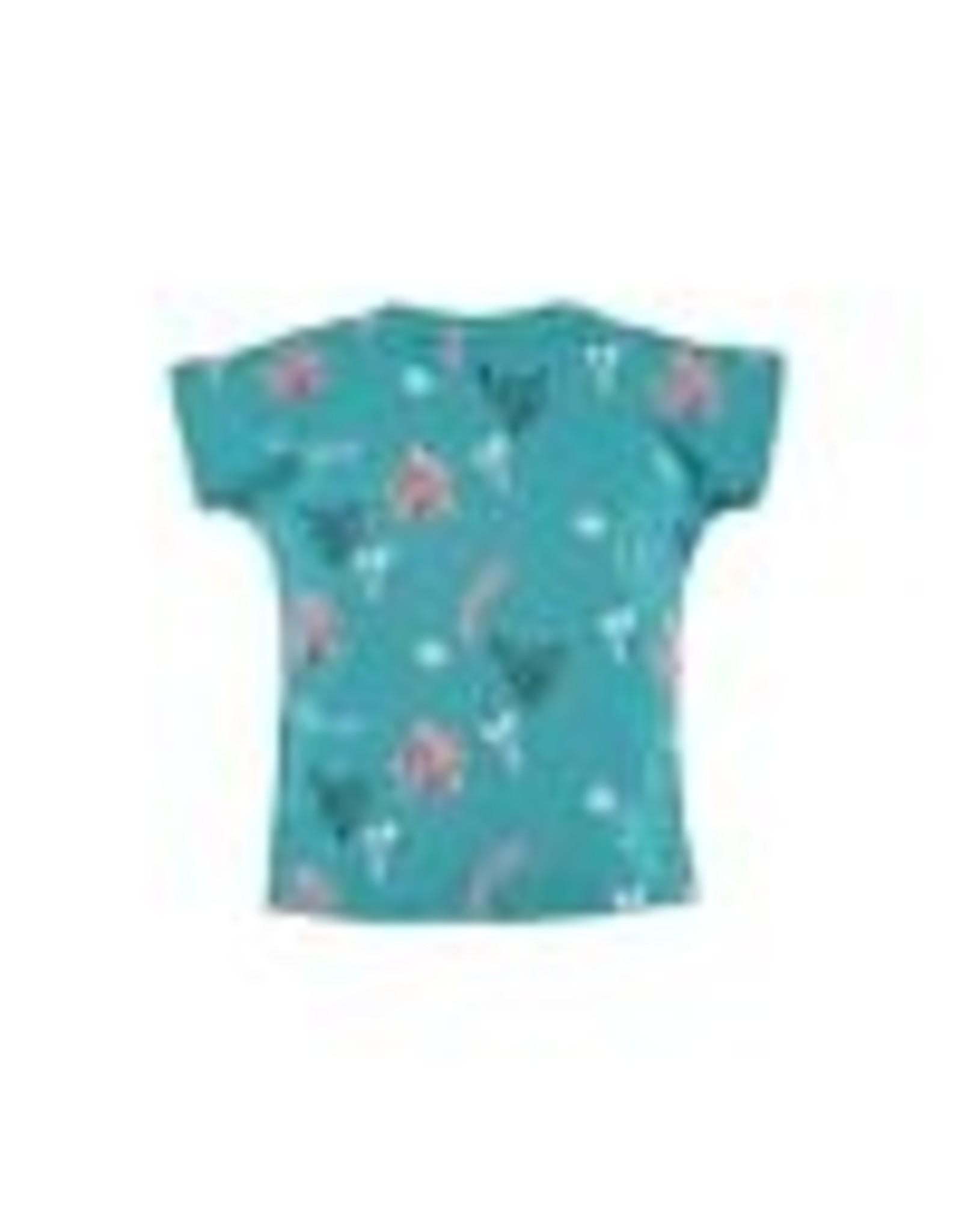 Babyface Girls t-shirt sh.sl. SEA GREEN