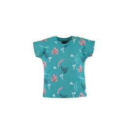 Babyface Girls t-shirt sh.sl. SEA GREEN