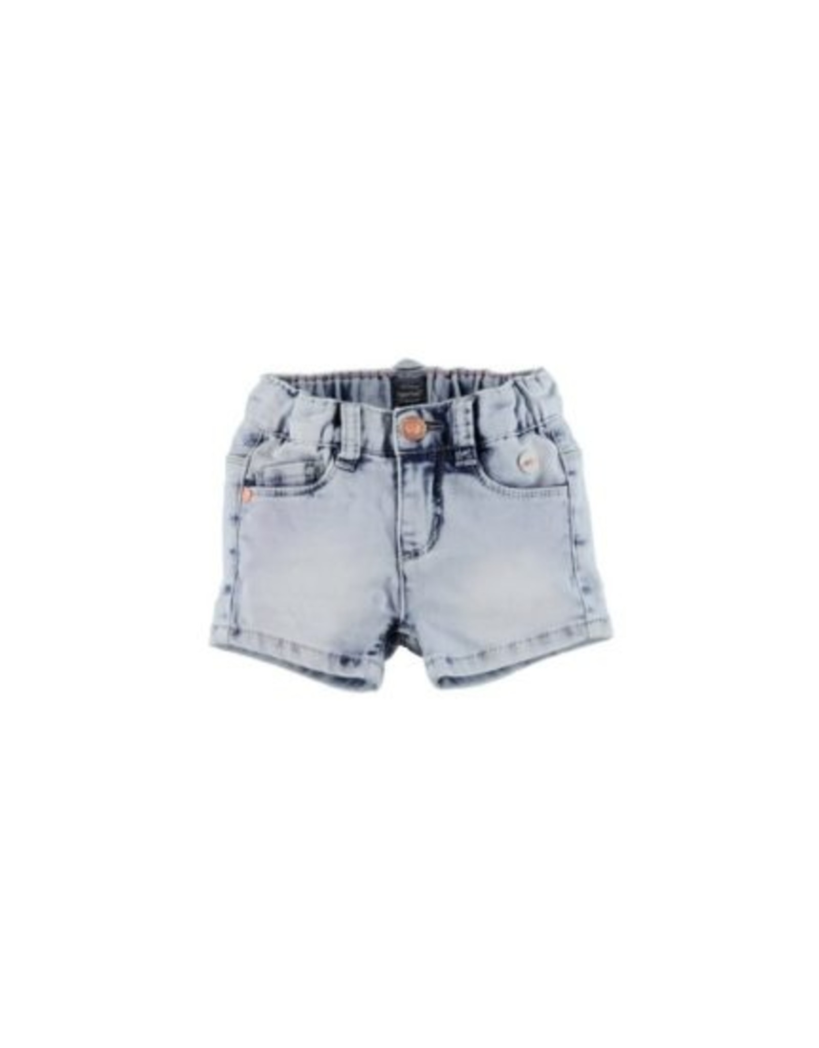Babyface Girls jogg jeans short BLEACH DENIM