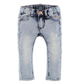 Babyface Girls jogg jeans slim fit LIGHT BLUE DENIM