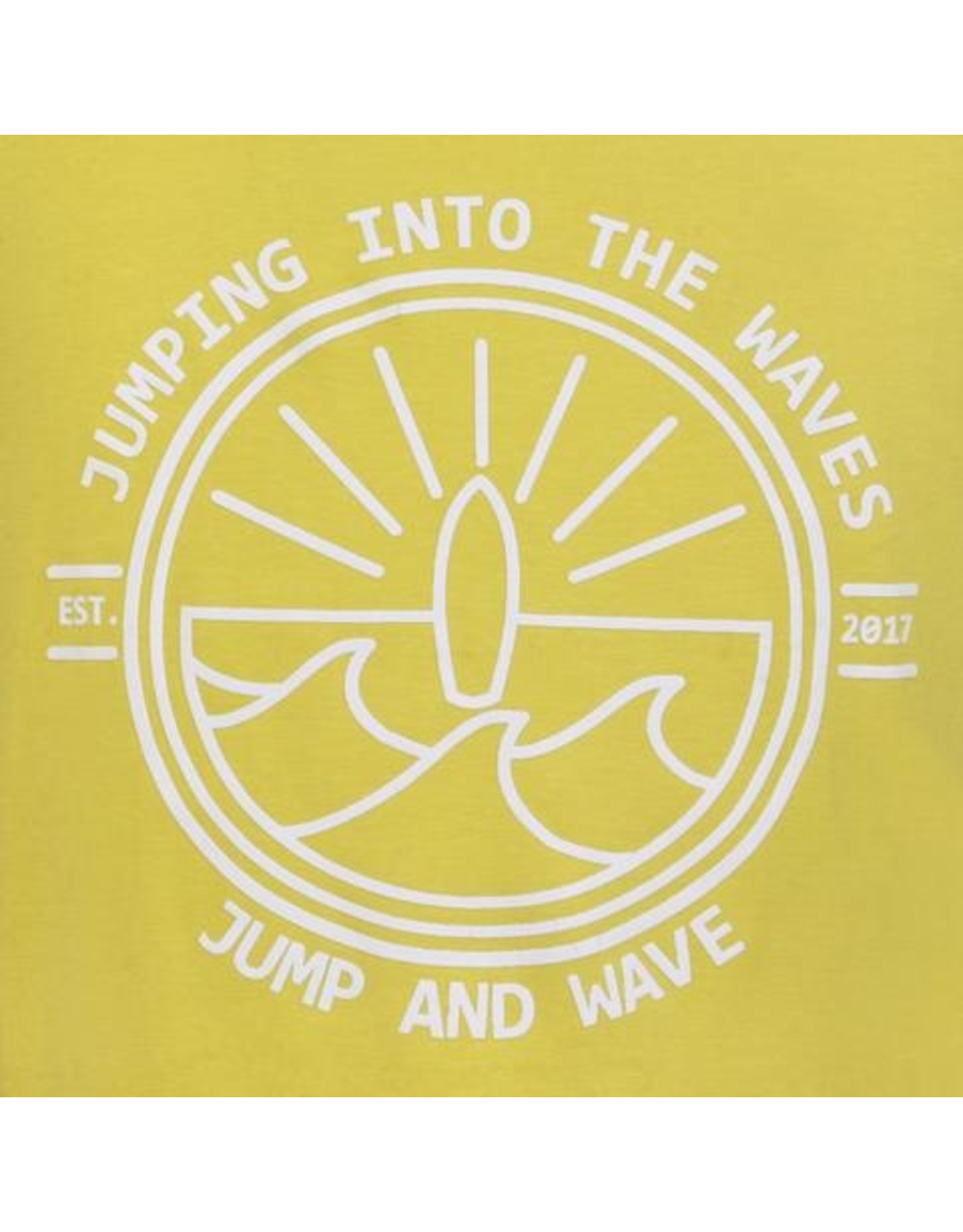 Jumping the Couch Shirt Colour, YLW