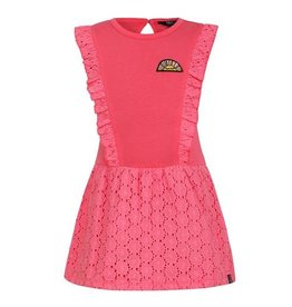 Beebielove Dress Ruffle, PNK