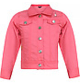 Beebielove Denim Jacket Pink, PNK
