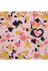 Beebielove Jumpsuit Paint , MUL
