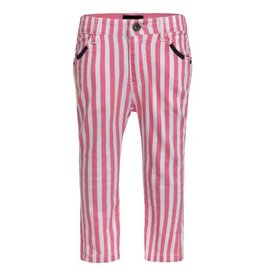 Beebielove Pants Stripe , PNK
