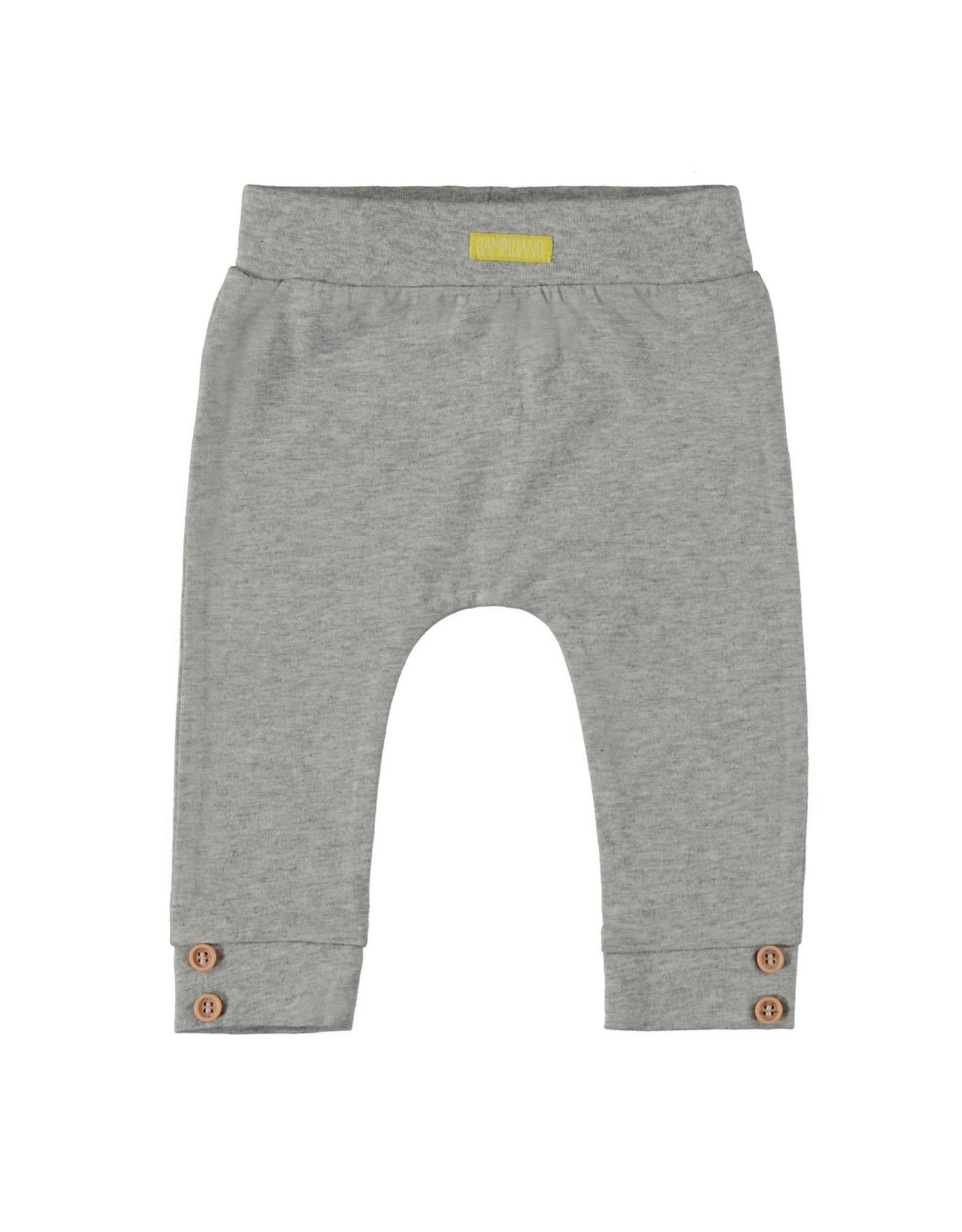 Bampidano New Born trousers melange, grey melee