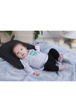 Bampidano New Born trousers plain, black