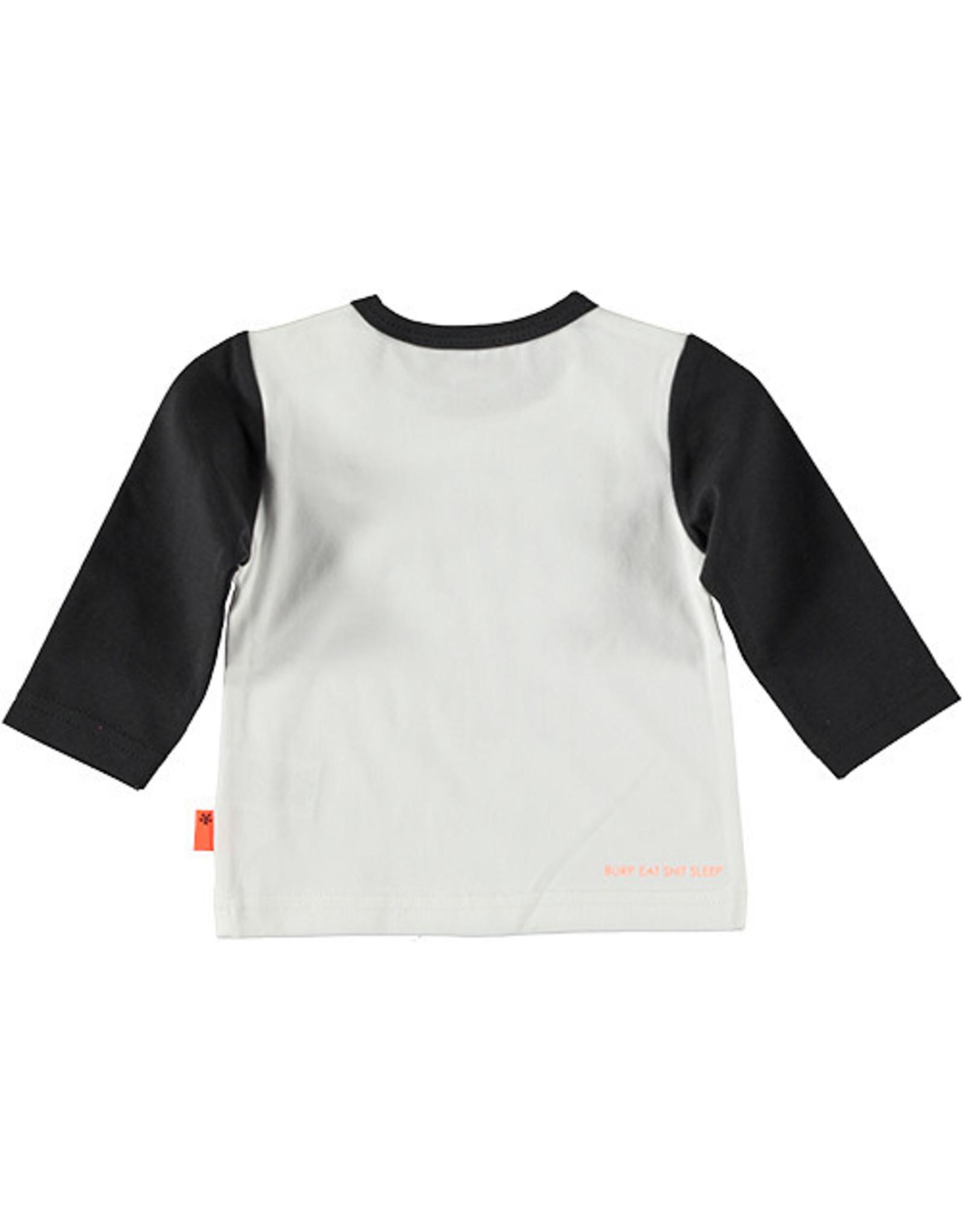 B.E.S.S. Shirt l.sl. Cool Guy, White