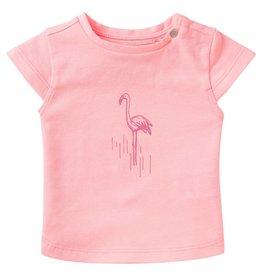 Noppies G Regular T-shirt ss Magna, Neon Pink