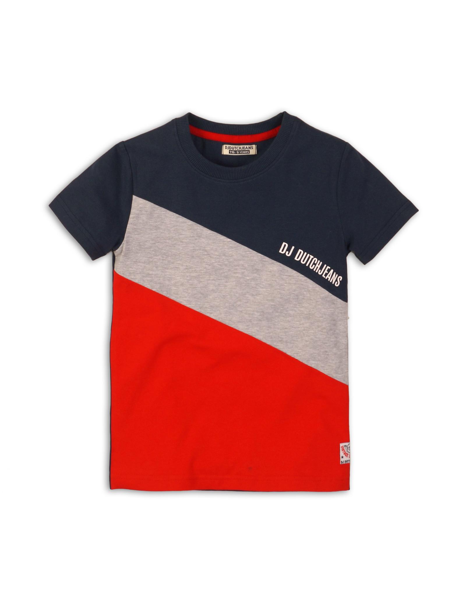 Dutch Jeans T-shirt, 45C-34101