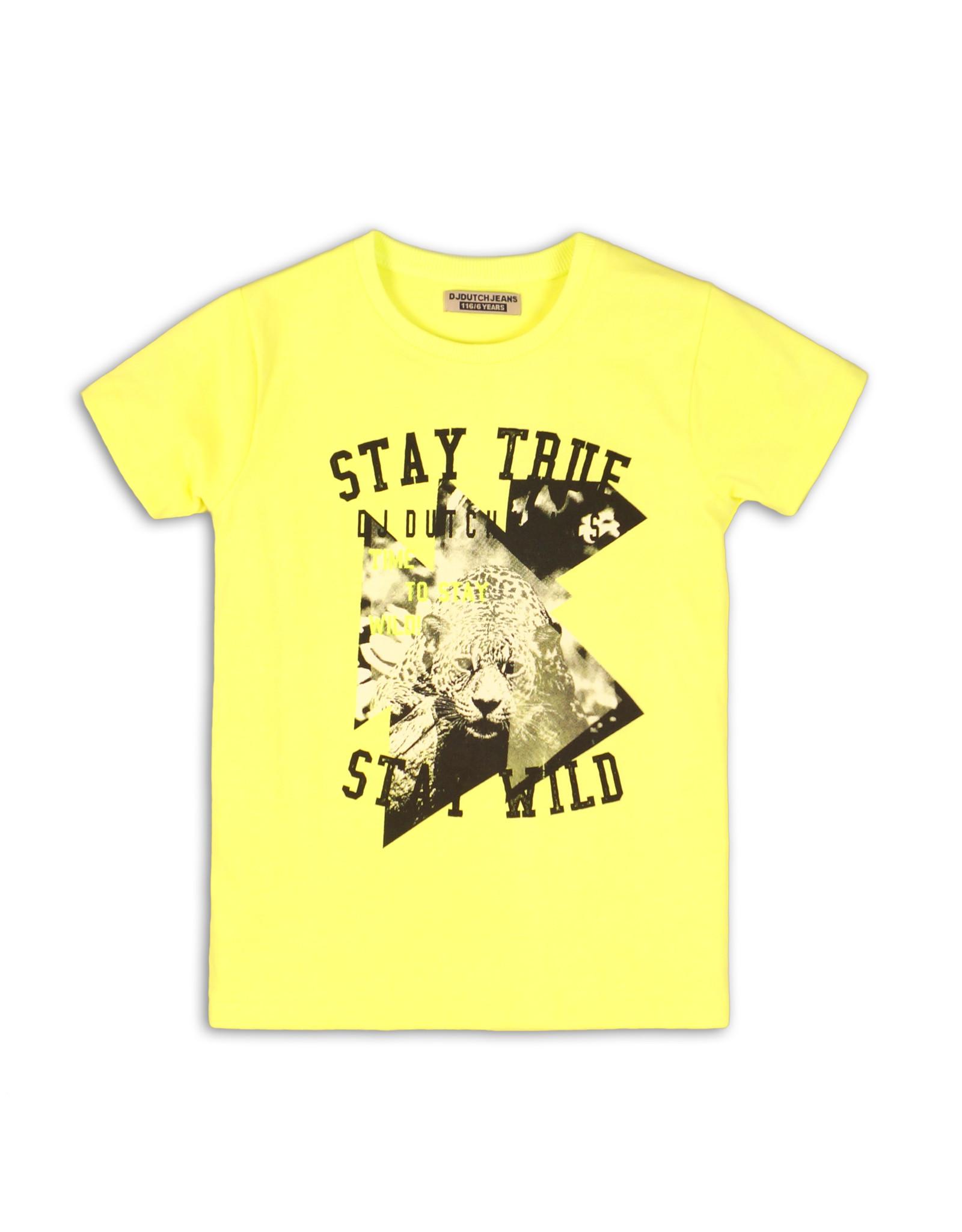 Dutch Jeans T shirt, 45C-34188