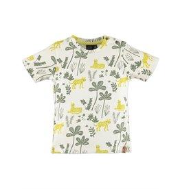 Babyface Boys t-shirt sh.sleeve OFF WHITE