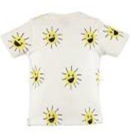 Babyface Boys t-shirt sh.sl. OFF WHITE