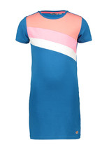 Moodstreet MT dress cut&sewn, Blue