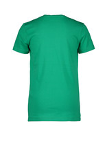 Moodstreet MT t-shirt chestprint, Green