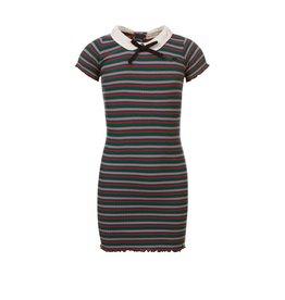 LOOXS Little Little rib collar dress s, Funky AO