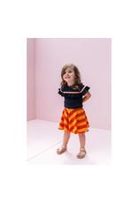 LOOXS Little Little skirt, Antrastripe