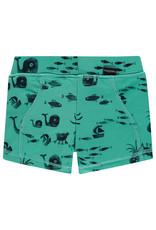 Noppies B Swim shorts Mobile aop, Lagoon