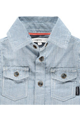 Noppies B Shirt ls Missoula, Blanc de Blanc