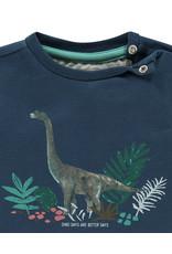 Noppies B Regular T-shirt ls Marengo, Dark Denim