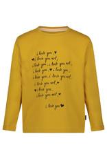 Noppies G Regular T-shirt ls Creston, Narcissus