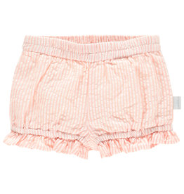 Noppies G Diaper short Crawford Y/D str, Impatiens Pink