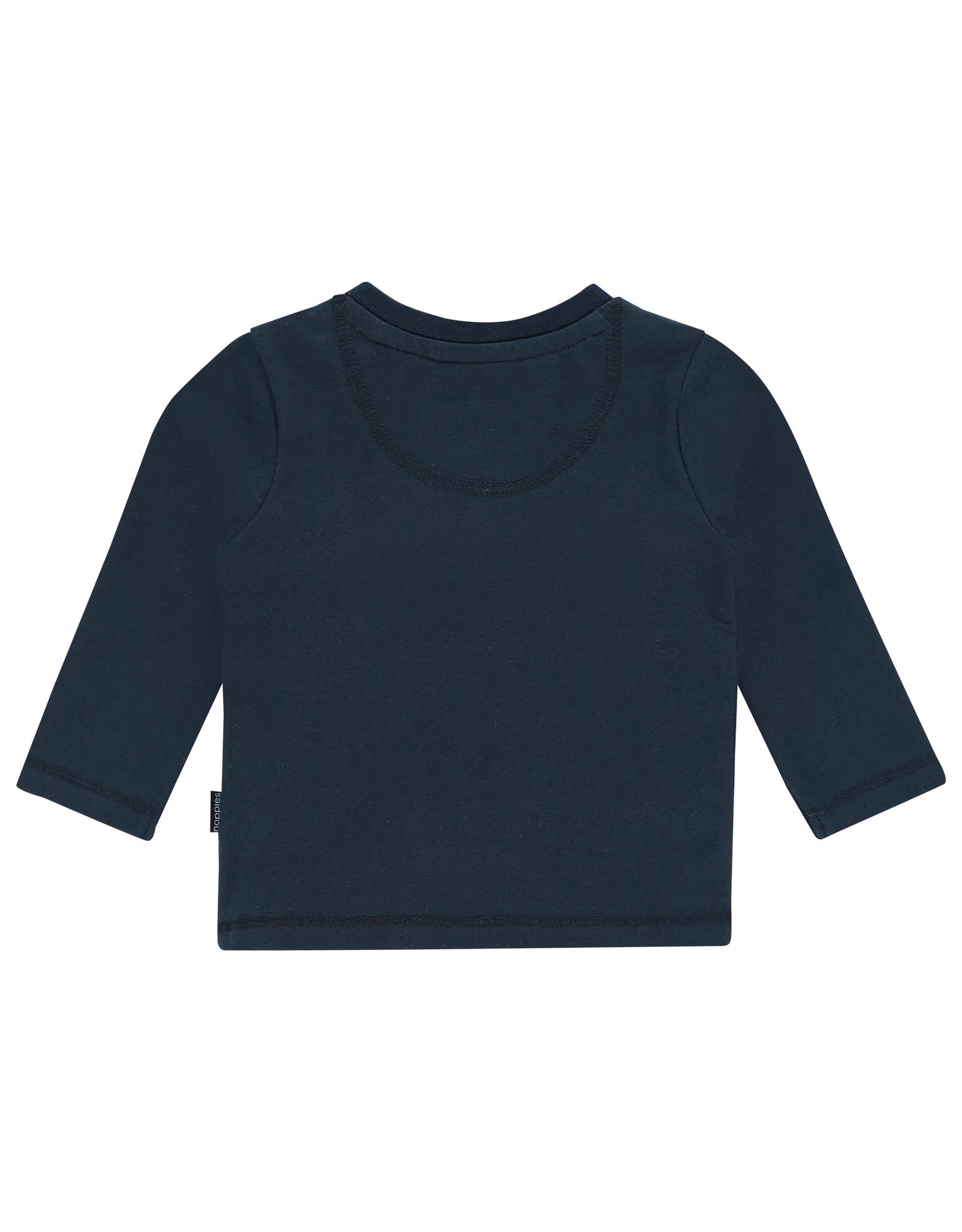 Noppies B Regular T-shirt ls Masonboro, Dark Sapphire