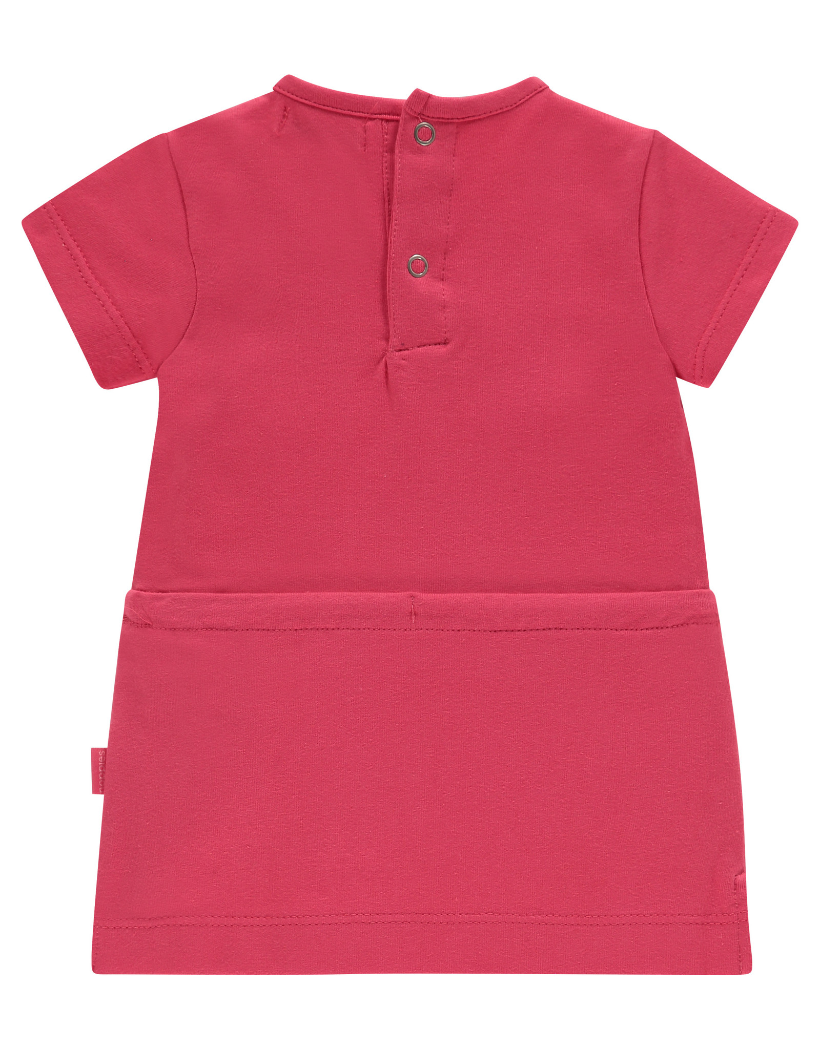 Noppies G Dress ss Citrus Heights, Rouge Red