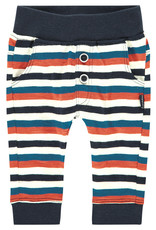 Noppies B Slim fit pants Mattoon Y/D str, Whisper White