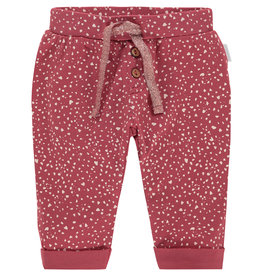 Noppies G Regular fit pants Chanhassen aop, Mineral Red