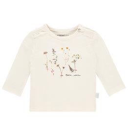 Noppies G Regular T-shirt ls Calverton, Whisper White