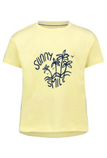 Noppies G Regular T-shirt ss Clark, Mellow Yellow