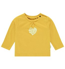 Noppies G Regular T-shirt ls Cabot, Narcissus
