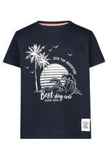 Noppies B Regular T-shirt ss Jennings, Dark Sapphire
