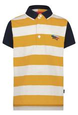 Noppies B Regular Polo ss Jerome, Golden Rod
