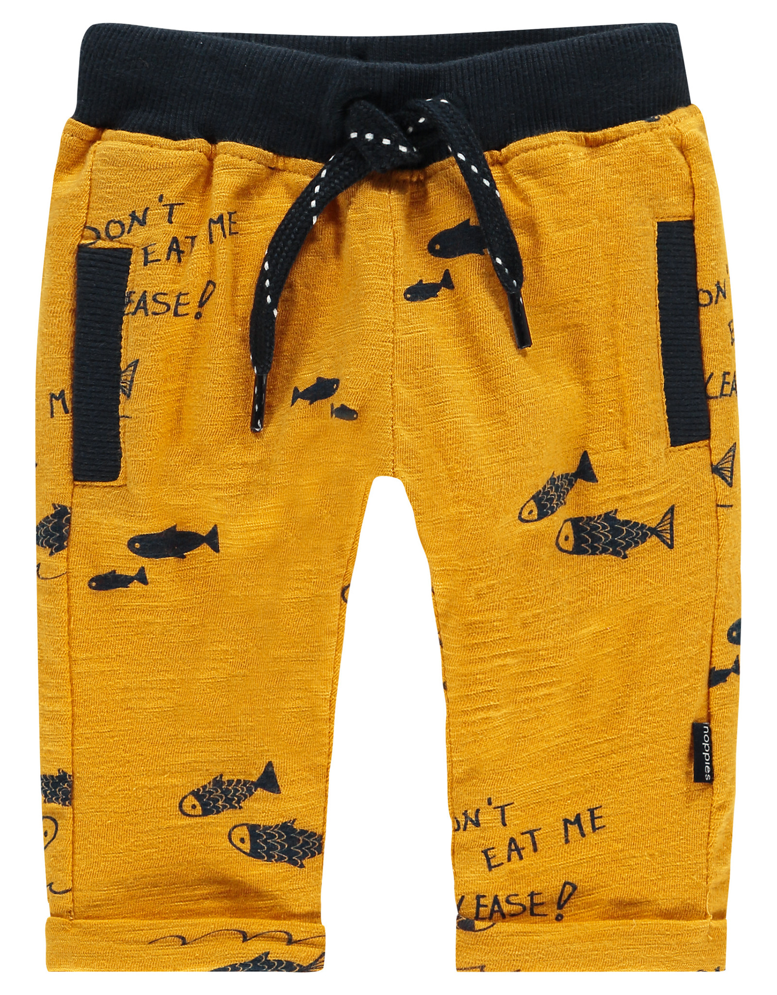 Noppies B Regular fit pants Ashwaubenon aop, Mineral Yellow