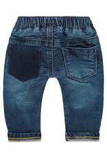 Noppies B Regular fit 5-pockets pants Minot, Stone Used