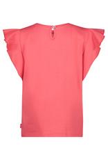 Noppies G Regular T-shirt cap Clarksburg, Rouge Red