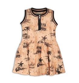 Koko Noko dress, Blush + aop, 37C 34949