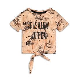 Koko Noko t shirt, Blush + aop, 37C 34946