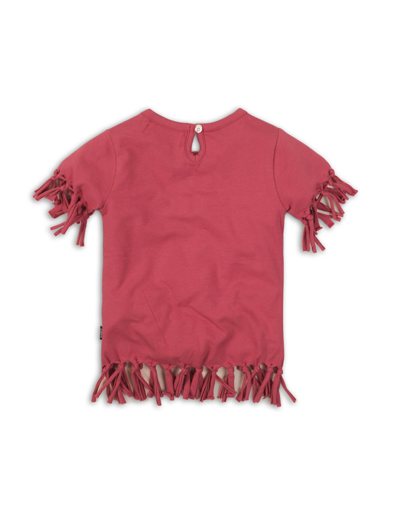 Koko Noko t shirt, Cassis, 37C 34910